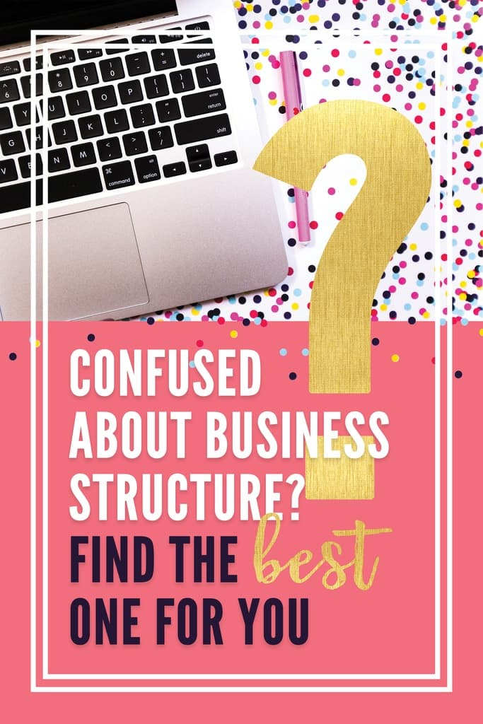 Confused about choosing a business structure for your new small business? Learn how to easily choose the right business structure for your new small business.
