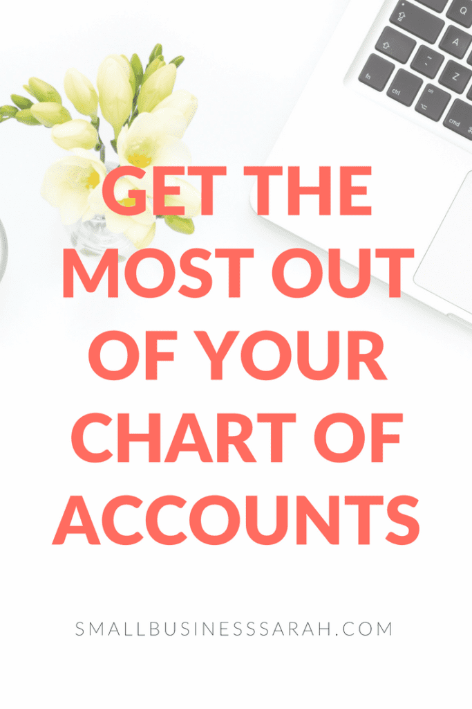 Quickly customize your business chart of accounts to get the most out of your accounting software.