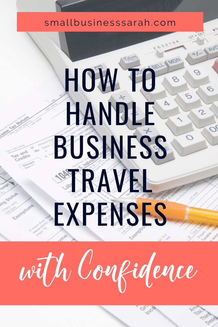 How To Handle Business Travel Expenses with Confidence