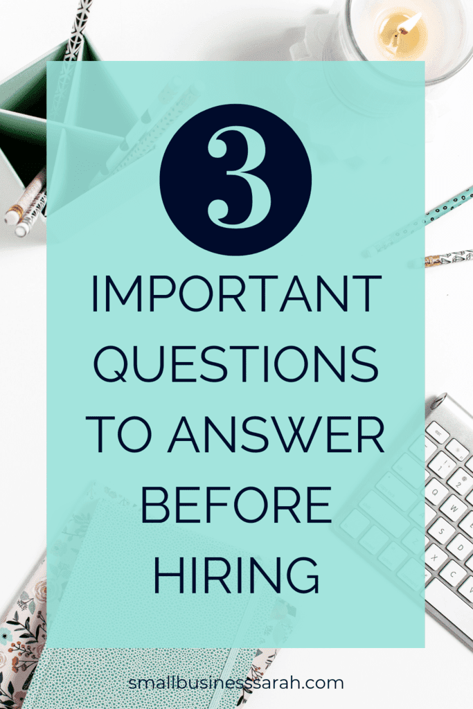 3 Important Questions to Answer before Hiring: Independent Contractor vs. Employee
