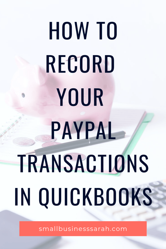 How to Record Your PayPal Transactions in QuickBooks. A QuickBooks Online tutorial.