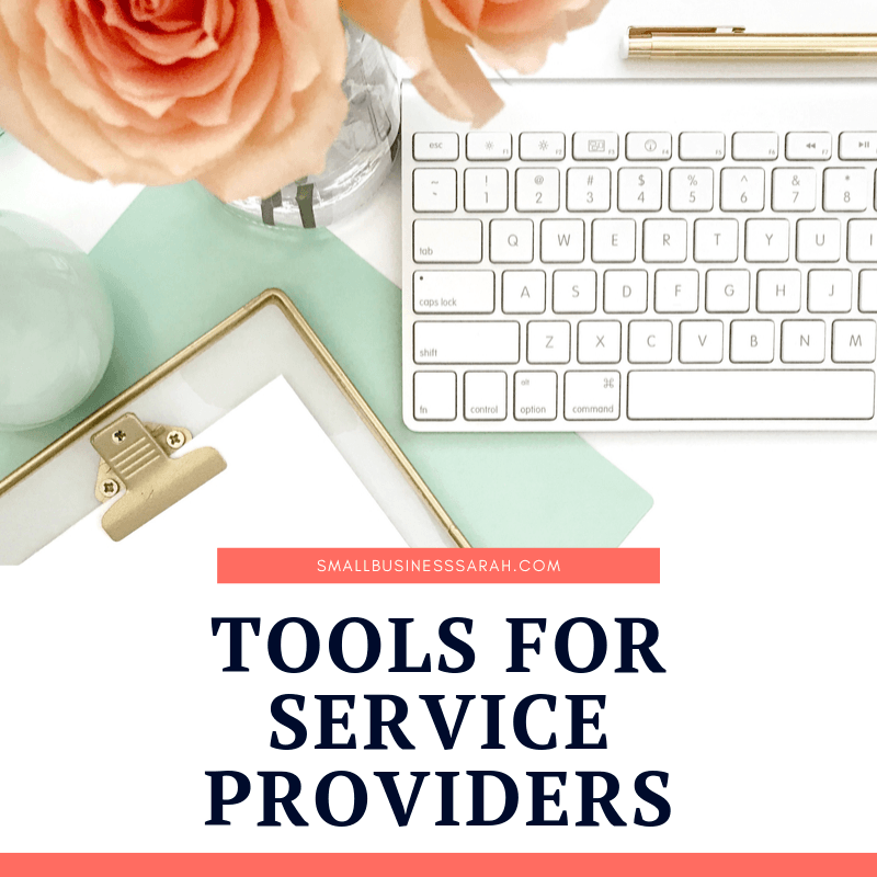Tools for Service Providers
