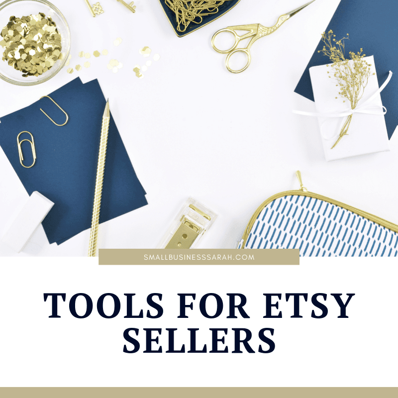 Tools for Etsy Sellers