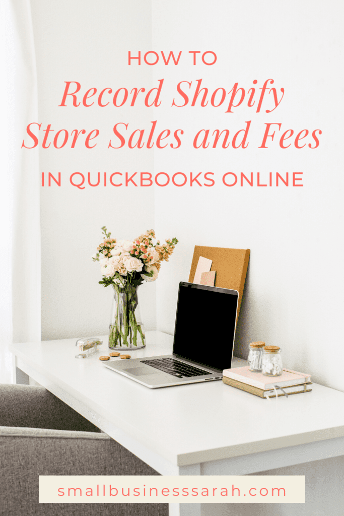 Bookkeeping for Shopify has its own challenges. In this post, I'll show you how to to correctly record your Shopify sales and fees in QuickBooks Online.
