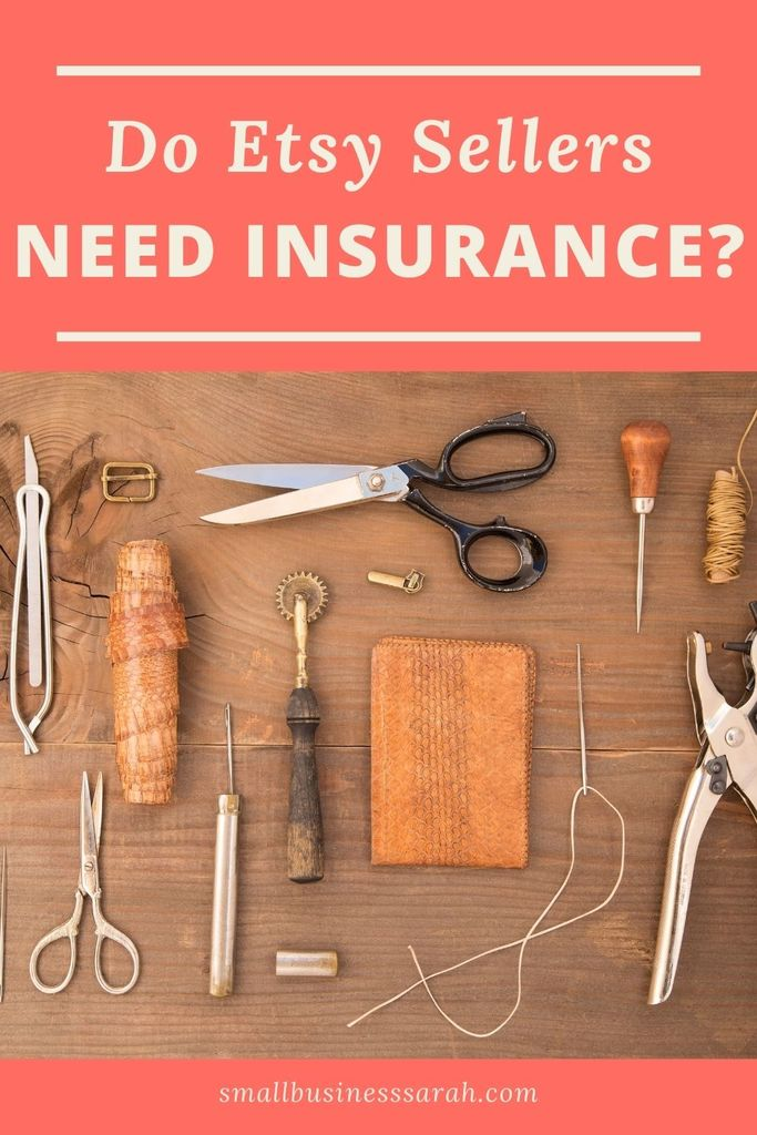 Many Etsy sellers ask whether they need insurance. Be sure to check out this article to learn more about the various options there are for insurance.