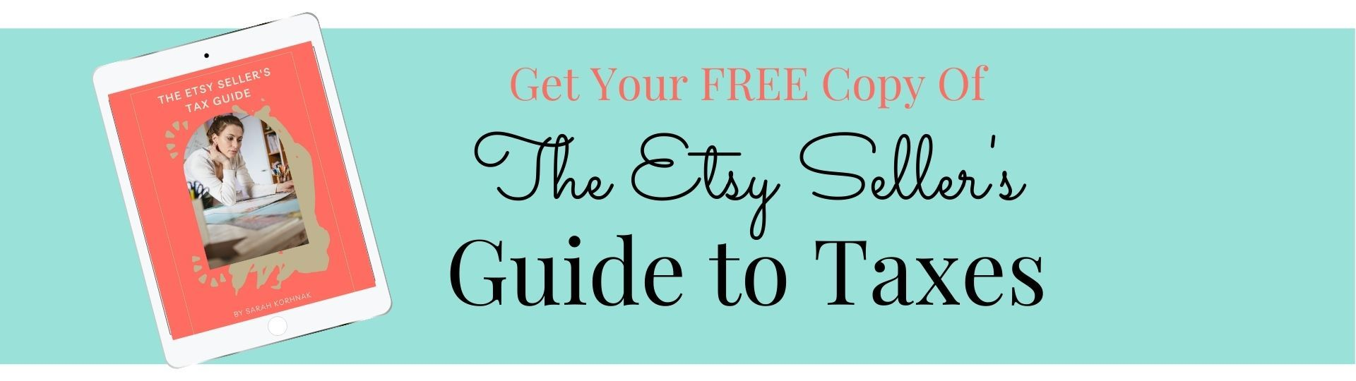 Bookkeeping resources for Etsy sellers