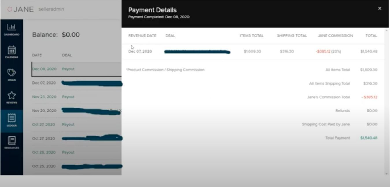 How To Enter Jane Transactions in QuickBooks Online