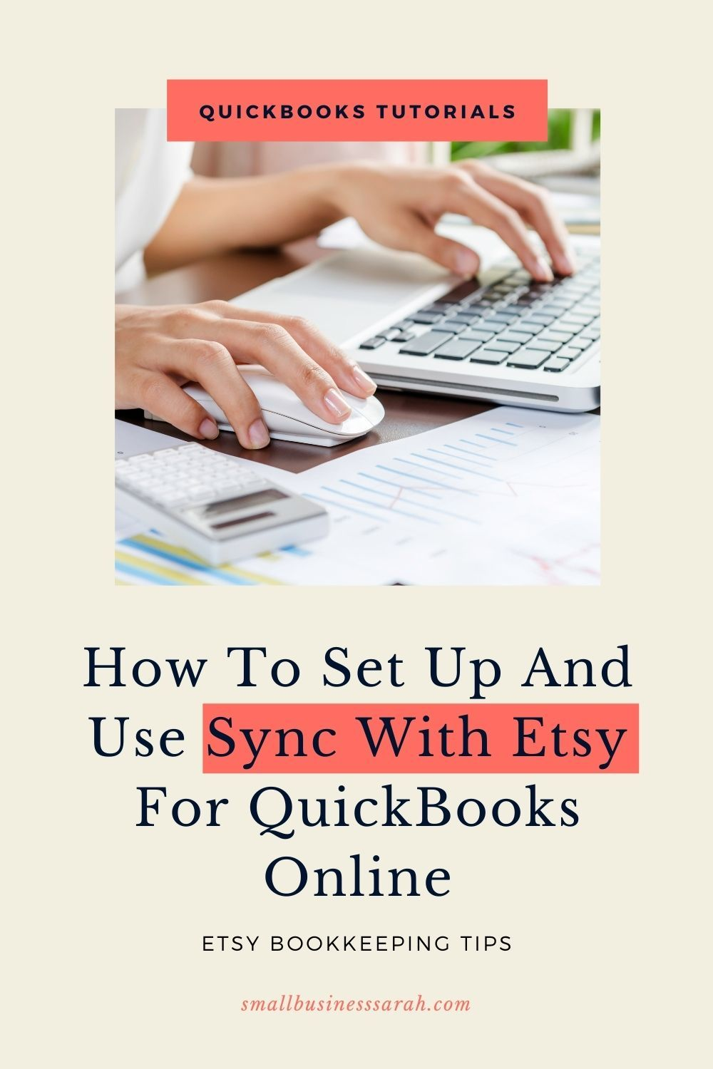 How To Set Up Sync with Etsy and QuickBooks Online