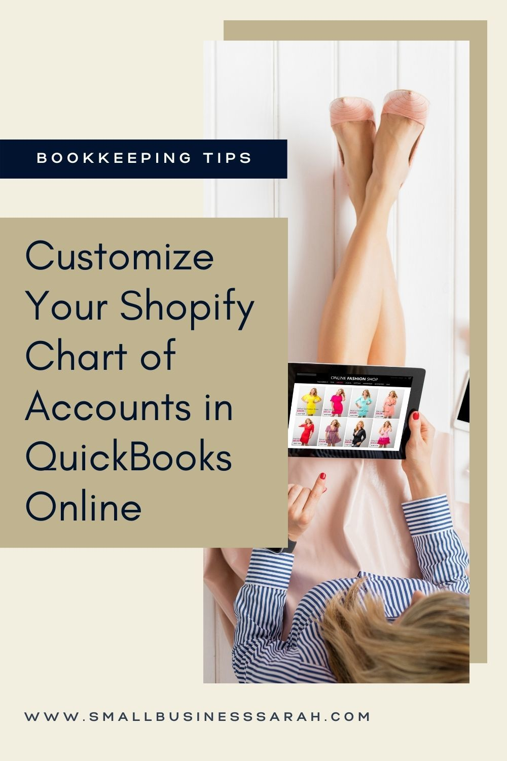 Selling on Shopify? Did you know that you can customize your chart of accounts for Shopify in QuickBooks Online? Check out this post to learn how and download the free chart of accounts.